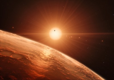 NASA Announces Major Exoplanet Discovery