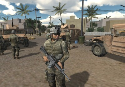 How Virtual Reality Is Helping Heal Soldiers With PTSD