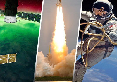 NASA Unveils Vast Archive of Space Images