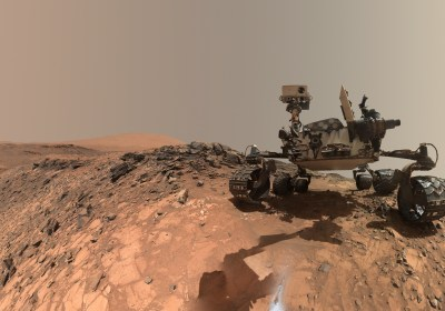 NASA's Curiosity Mars Rover Is Showing Its Age, but That's Not All Bad