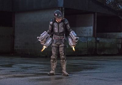 Watch This Jet-Powered Exosuit Turn Inventor Into Real-Life Iron Man
