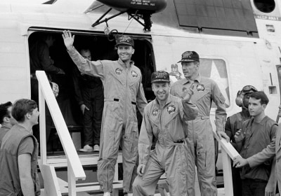 Apollo 13 Photos Help Us Remember Astronauts' Heroism Decades After Near-Tragedy