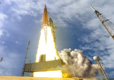 Watch NASA Rocket Launch in Live 360 Video for the First Time Ever