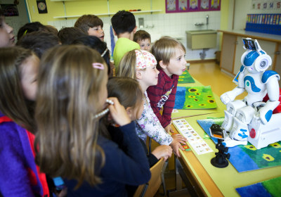 Let Robots Teach Our Kids? Here's Why That Isn't Such a Bad Idea