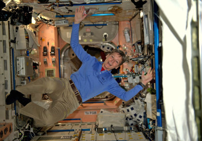 NASA Astronaut Peggy Whitson Sets New Record for Americans in Space