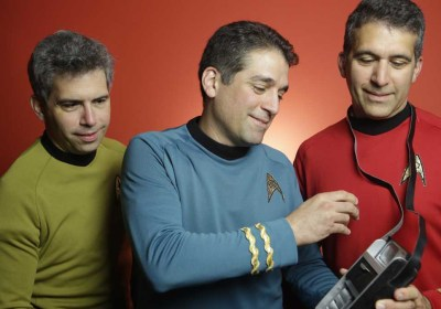 These ER Docs Invented a Real Star Trek Tricorder