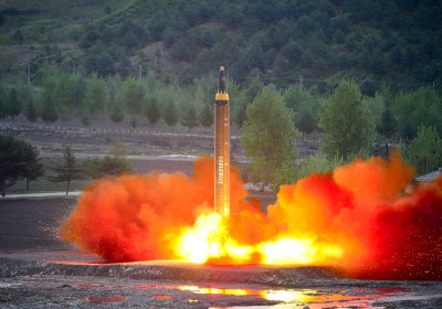 U.N. Security Council Condemns North Korea's Missiles Tests