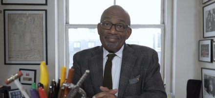 A Peek Inside Al Roker's Office: What Makes Him Happy and Healthier on the Job