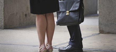 You May Be Surprised at How Many People Have Crossed the Line With Their 'Work Spouse'
