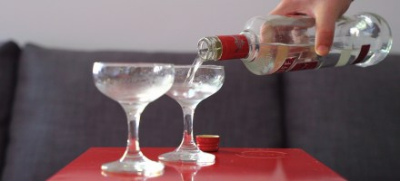 Clean With Vodka: The Boozy Way to Keep Odor at Bay