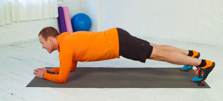 Perfect Your Plank: The Move to Banish Back Pain