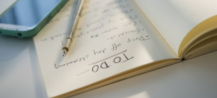 Forget To-Do Lists: Use a Might-Do List to Work Smarter