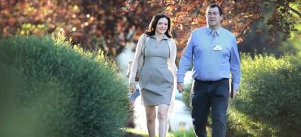 Facebook Exec Sheryl Sandberg: 'Marry the Nerds'