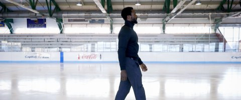 A Better Way to Walk On Ice: Think Like a Penguin