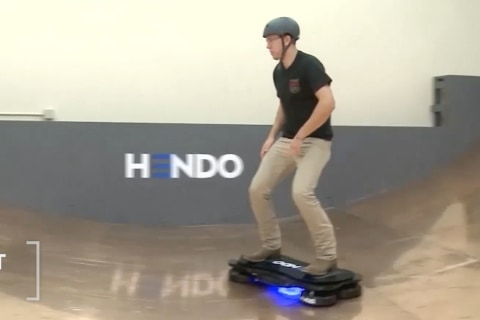 Hoverboards Are Now a Reality