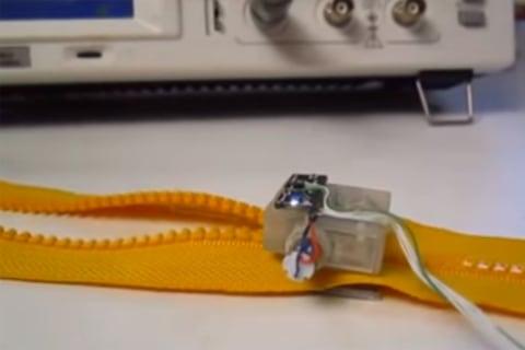 Meet Zipperbot, the Robot Who Zips Zippers
