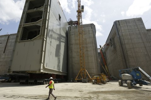 Massive Panama Canal Expansion Enters Final Phase