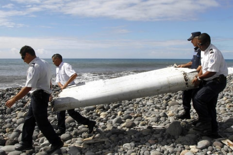 MH370 Flaperon Likely Found Near Madagascar
