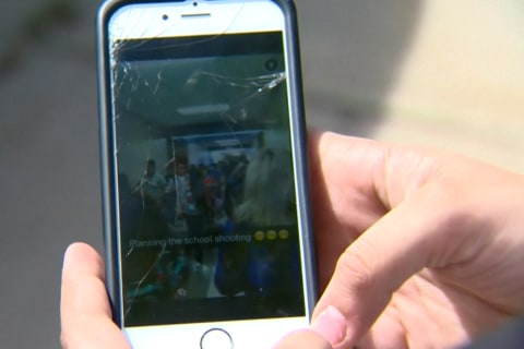 Snapchat alerts Colorado Student to Possible School Shooting in Arizona