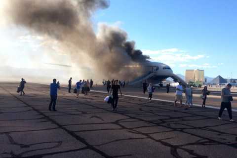 Questions Remain Over Cause of British Airways Engine Fire