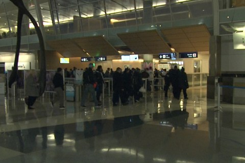 Airports on Alert, Long Lines Expected This Thanksgiving