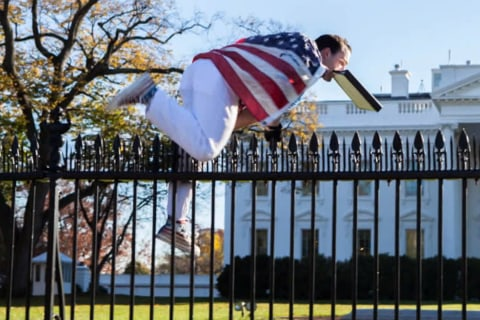 White House Fence Jumper to Face Criminal Charges