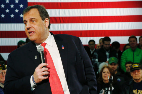 Remembering the Highs and Lows of Chris Christie's 2016 Presidential Campaign