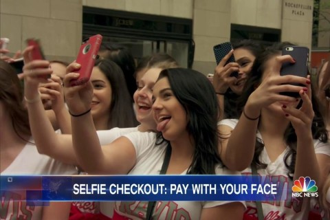 Mastercard Wants You to Let You Pay Online With a Selfie