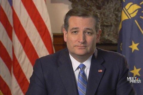 Ted Cruz: 'The Entire Country is Looking to Indiana'