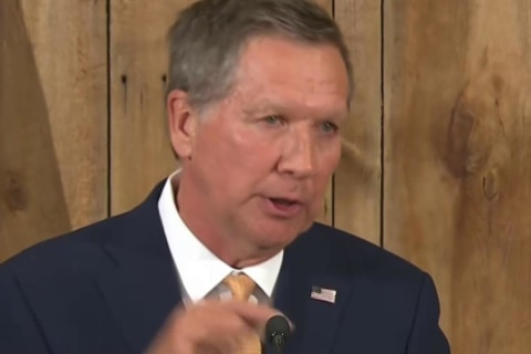 Kasich Exits, Trump Stands Alone
