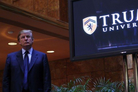 The Case Against Trump University