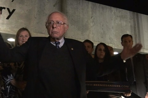 Sanders to Clinton: I Got Some Bad News For You