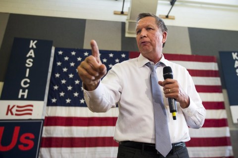 NBC News Special Report: Kasich Suspending Campaign