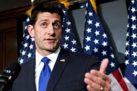 Paul Ryan 'not ready' to endorse Donald Trump amid GOP turmoil
