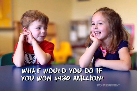 The Kids' Table: Money Matters
