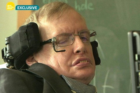 Stephen Hawking Weighs In on Donald Trump