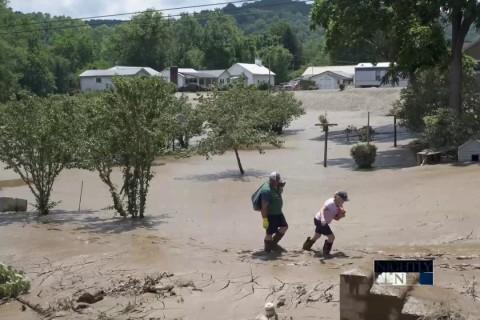 President Obama Declares West Virginia Floods Federal Disaster