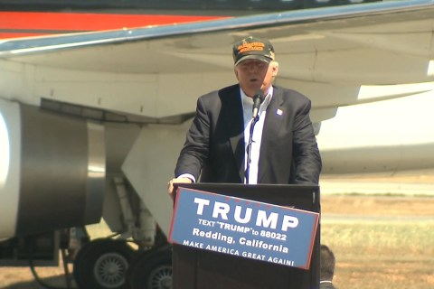 Trump: I Have Tremendous African-American Support