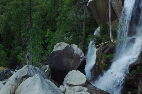 Born in Yosemite, Lifetimer Calls Park Home