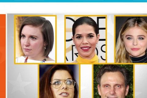 Lena Dunham, Eva Longoria Among Celebs Expected at DNC