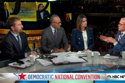 Did Democrats Reach Republicans at DNC?