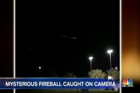 Videos Show Streaking Light Shoot Across Southwest U.S. Sky