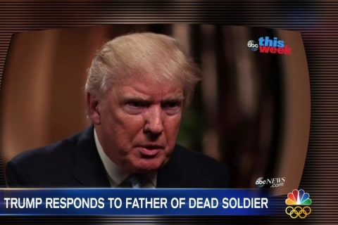 Trump: 'I Think I've Made A Lot of Sacrifices'