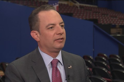 Priebus on Mike Pence: 'Perfect Pick' for Trump's VP