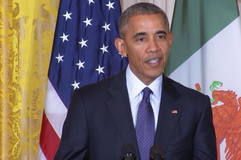 Obama: GOP's Claim of Chaos and Violence 'doesn't Jibe With the Facts'