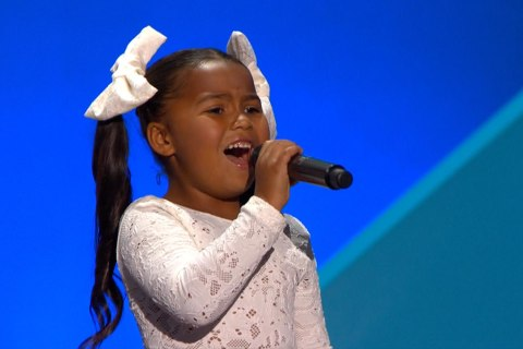 6-Year-Old 'AGT' Contestant Wows RNC Crowd