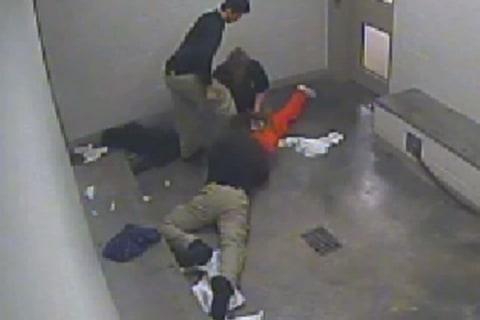Security Cameras Capture Jail Death