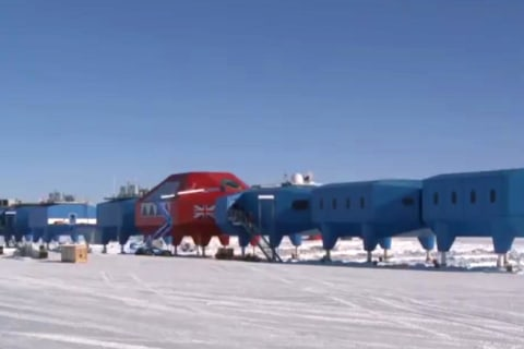 Visit Antarctic Site That's Like 'Being on Another Planet'