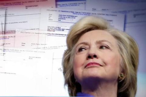 Trump Demands Special Prosecutor Amid New Clinton Foundation Questions