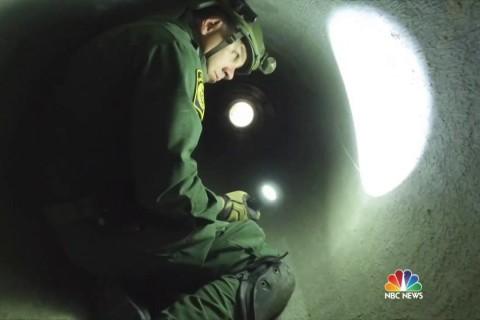 Meet the Border 'Tunnel Rats' Patrolling Deep Underneath the U.S., Mexico Border